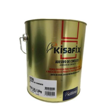 ADESIVO CONTATO KISAFIX EXTRA 2,8KG