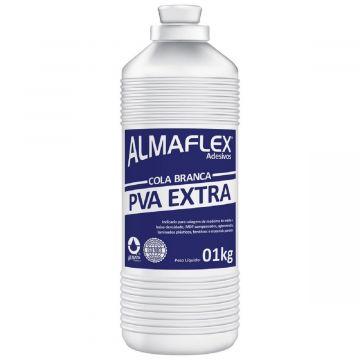 ALMAFLEX 768 COLA PVA EXTRA BRANCA 1KG