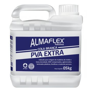 ALMAFLEX 768 COLA PVA EXTRA BRANCA 5 KG