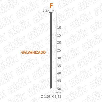 GRAMPO 40 F -  CAIXA COM 5.000 PECAS