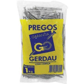 PREGO C/ CABECA 18 X 30 POLIDO
