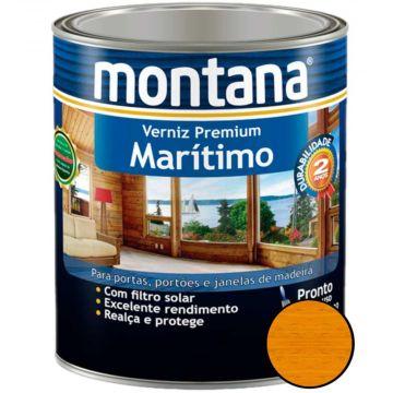 VERNIZ MARITIMO NATURAL BRILHANTE 0,9L